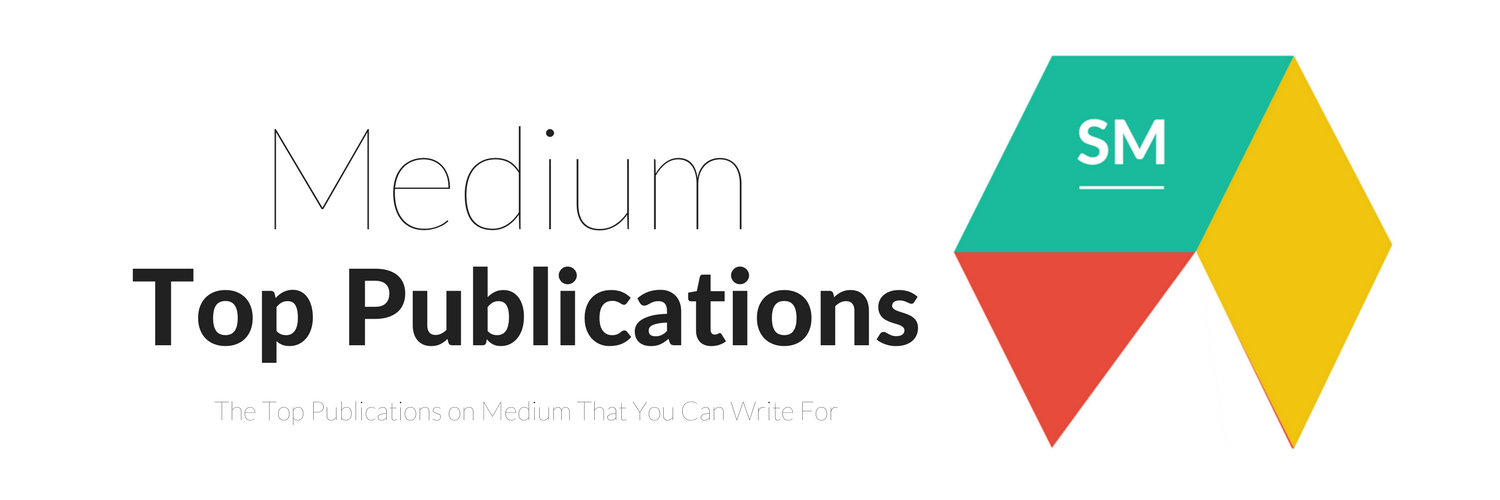 Top 100 Medium Publications